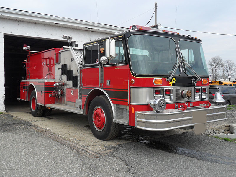 1988 Hahn Custom Pumper